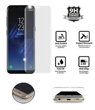 100% Genuine Vetro Temperato Protezione Schermo Curvo per Samsung Galaxy S8 PLUS