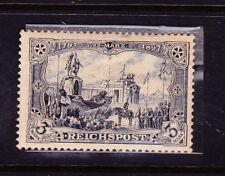Germany: MINT/NH SC #64 (unveiling kaiser Wilhelm Memorial) 3M, 1900
