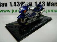 SB11A MOTO 1/24 Super Bikes atlas : SUZUKI GSX 1300R Hayabusa