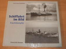 Sammlung Schiffahrt im Bild Frachtdampfer Hardcover!