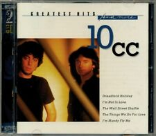 10cc 10 C.C. - Greatest Hits And more  RARE OOP ORIG 1997 NL 30-song CD (Mint!)