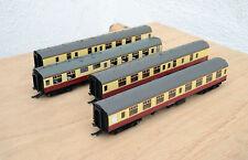 Bachmann & Hornby H0/00 4 Personenwagen UK British Railways Reisezugwagen