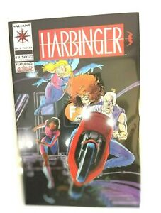 Harbinger Comic Book Featuring Archer & Armstrong Oct. No.22 Valiant
