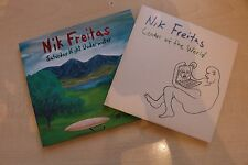 NIK FREITAS - SATURDAY NIGHT UNDERWATER (LIMITED EDITION w/CENTER OF THE WORLD)