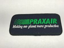 Praxair Making Planet More Productive Industrial Gas Supply Equipment Patch J