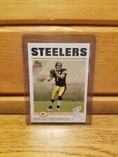 2004 Topps Ben Roethlisberger Pittsburgh Steelers #311