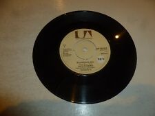 "FATS DOMINO - Blueberry Hill - 1973 UK 7"" 2-track vinyl single"