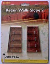 Hornby Lyddle End N Gauge N8706 RETAIN WALLS SLOPE 2 *BNIB*