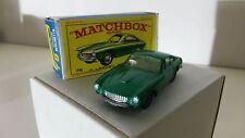 Matchbox/Lesney 1-75 coche modelo RW No. 75b ferrari berlinetta 1965-70 con embalaje original e4