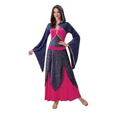 Ladies Fairy Tale Enchantress Costume - Adult Fairy Medieval Princess Fancy