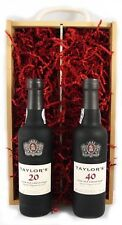 1958 Taylors 60 years of Port (35cl X2)