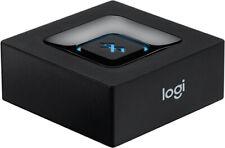 Logitech Bluetooth Audio Adapter schwarz, 15 Meter Reichweite