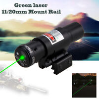Hunting Sight Green Dot Laser Shockproof Scope Tactical fit 20mm Weaver Rail Hot
