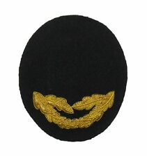Peak 2 Rows Gold Oak leaf for Ladies Cap Hat R1887