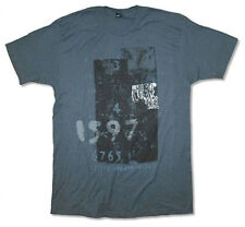 The Cure-1597-2016 Tour-Large Slate Blue T-shirt