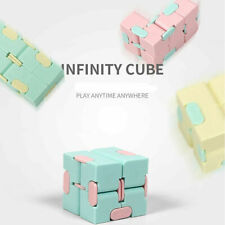 New Sensory Infinity Cube Stress Fidget Toys Autism Anxiety Relief Kids Adults 1