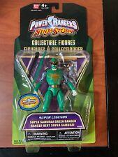 Power Rangers Ninja Storm Super Legends Green Samurai Ranger MOC