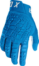 Fox 2018 Fox Mens MX 360 Grav Glove Blue