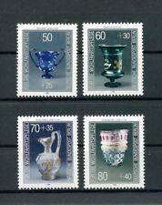 west Berlin kompl.ausgabe 789-792 Postfrisch 1987 Wohlfahrt