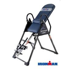 IRONMAN Gravity 4000 Inversion Table Highest Weight Capacity Fitness Exercise
