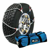 Security Chain SZ462 Super Z8 8mm Commercial and Light Truck Tire Traction Chain