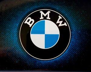 BMW  Kühlschrank Magnet 6x8 cm Kult