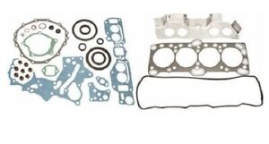 MD972032 FOR MITSUBISHI CATERPILLAR FORKLIFT O/H COMPLETE GASKET SET 4G64 JT135