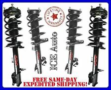 4 PACK - FCS Complete Loaded Struts & Springs for 09-12 TOYOTA VENZA WAGON AWD