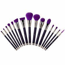 Jessup 15Pcs Pro Makeup Brushes Cosmetic Powder Foundation Make Up Brush Set