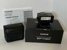 Fuji TTL Auto Flash EF-X20 - Unboxed