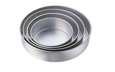 Round Pan Set, 3 in. Deep Performance Pans from Wilton #2932 - NEW