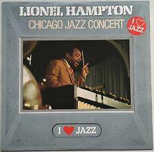 LIONEL HAMPTON Chicago Jazz Concert OZ CBS EX/EX