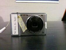 Samsung ES91 14.2 MP Digital Camera - Silver (EC-ES91ZZDPBZA) FOR PARTS OR REPAI