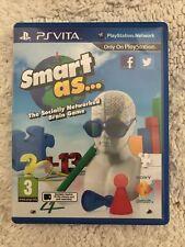 Smart AA sur Sony PS Vita 3+ jeu de puzzle. Utilisé