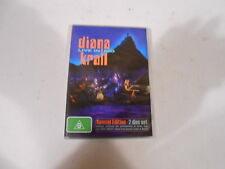 DIANA KRALL-LIVE IN RIO-SPECIAL EDITION 2 DVD SET-AUSTRALIA-ALL REGIONS-PAL