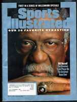 SPORTS ILLUSTRATED MAY 10 1999 BILL RUSSELL