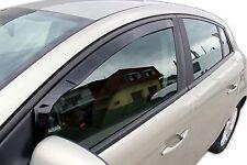 DFI15150 SET 2 DEFLETTORI ARIA  ANTITURBO per  FIAT BRAVO 5 PORTE  2007- ad oggi