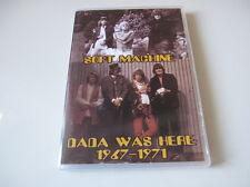 Soft Machine Dada Was Here 1967-1971 DVD