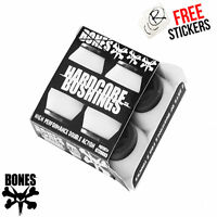 Bones Skateboard Truck Bushings 4 Pack Truck Rubbers, Hard