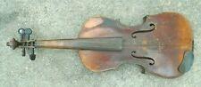 antique  full size  violin German make playable