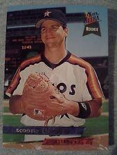 1993 Fleer Ultra Scooter Tucker Houston Astros #47 Baseball Card