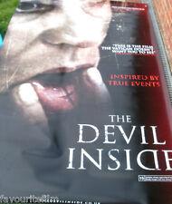 Cinema Banner: DEVIL INSIDE, THE 2012 (Mouth) Fernanda Andrade Simon Quarterman