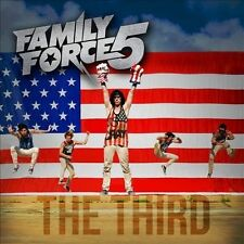 The Third by Family Force 5 (CD, 2013, Tooth & Nail)-FREE SHIPPNG-