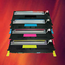 4 Color Toner for Samsung CLP-320N CLX-3185FN