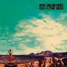 NOEL GALLAGHER'S HIGH FLYING BIRDS - WHO BUILT THE MOON?   CD NEW!