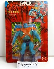 MOTU, Faker, Masters of the Universe, MOC, carded, figure, sealed, He-Man