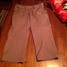 UA Under Armour Offshore Woman's Size 8 Semi-Fitted Sailing Capris