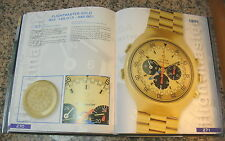 The Master of Omega.il Libro con tutti gli Speedmaster Flightmaster e Speedsonic