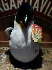 """Adorable Kid Child Friendly Folkmanis Large 14"""" Emperor Penguin Hand Puppet NWT"""