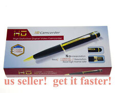 REAL 1080p FULL HD Spy REC PEN USB Cam Video/Voice Hidden Recorder Camera US